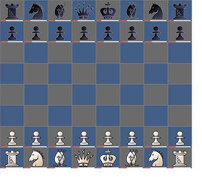 Chess Blitz poster