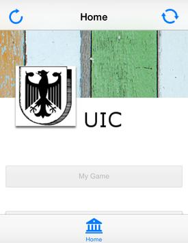UIC German screenshot 1