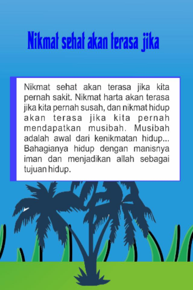 Kata Kata Mutiara Islami For Android Apk Download