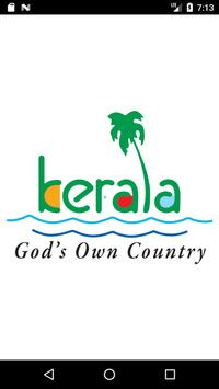 DM Kerala Tourism poster