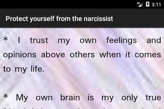 NarcStop - Narcissistic abuse and recovery guide for Android