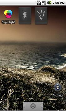 SuperLight Flashlight screenshot 3