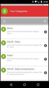DataPA OpenAnalytics apk screenshot