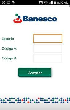Banesco Token NV poster