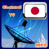 Channel TV Japan Info icon