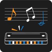 Harmonica Tab Pro icon