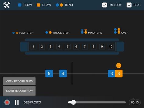 Harmonica Tab Pro screenshot 11