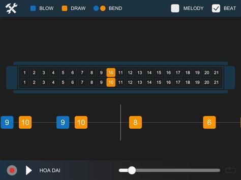 Harmonica Tab Pro screenshot 8