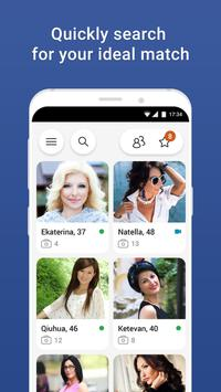 DateMyAge: Dating for mature singles poster