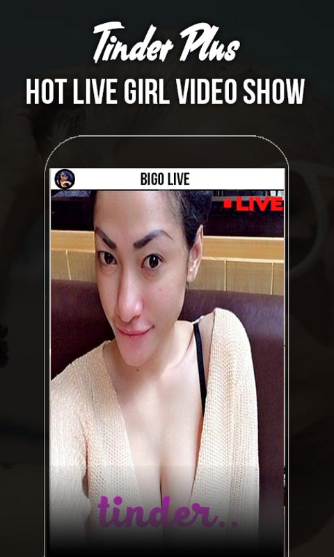 Dating app with live video