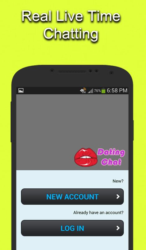 dating and chatting