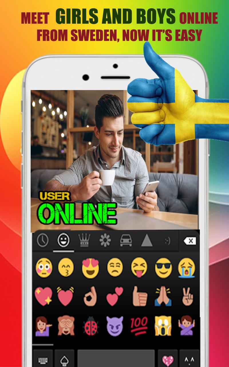 Free Chatting Site In Sweden
