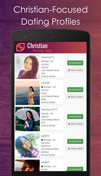 Christian - Dating app screenshot 1