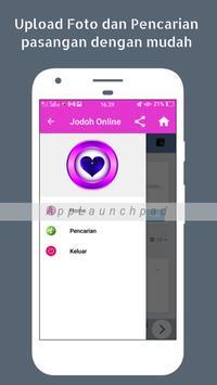Jodoh Online - USA Dating Free,Dating American screenshot 1