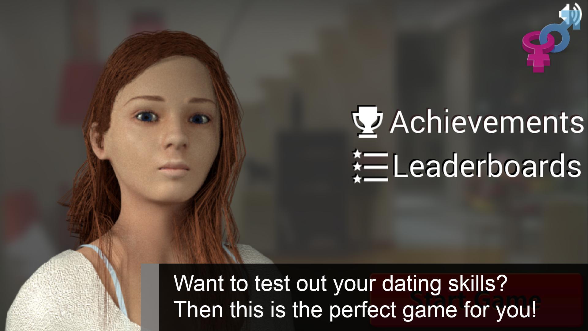 Ariane dating simulator
