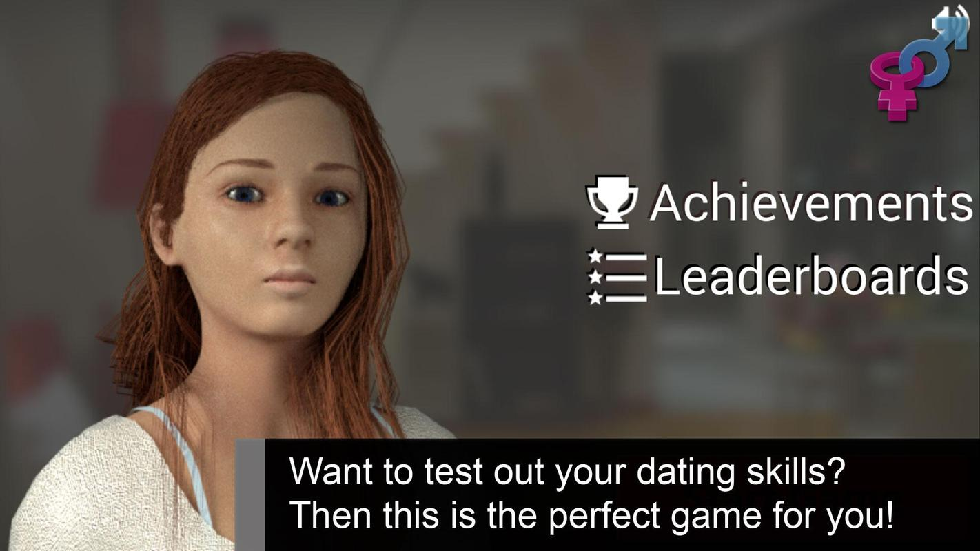 Dating simulators