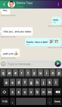 MeChat Chat Love, Meet, Dating apk screenshot