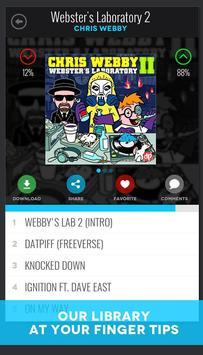 DatPiff screenshot 1