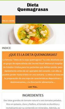 Dieta Quema grasa bài đăng