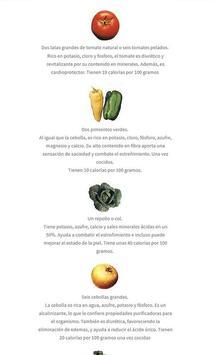 Dieta Quema grasa ảnh chụp màn hình 3