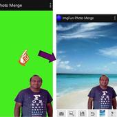 IMGFUN - Photo Merge icon