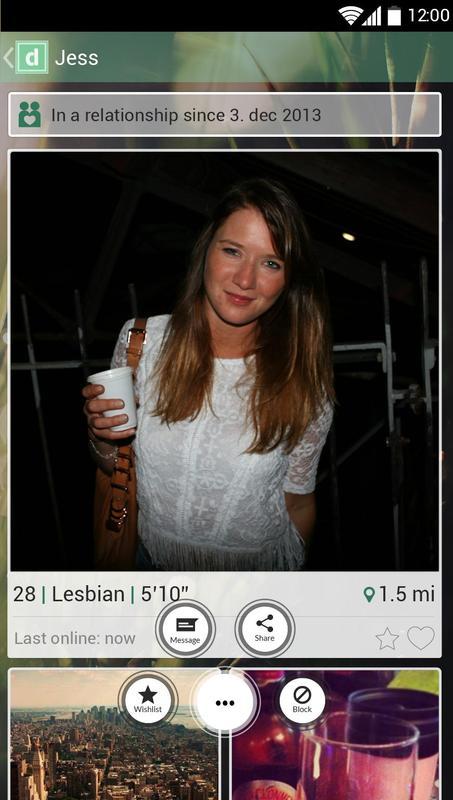 Lesbian dating apps uk