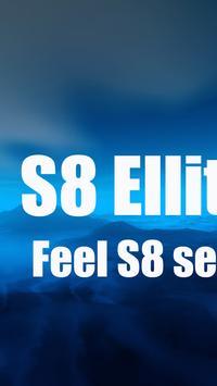 S8 Ellite Photo Editor poster