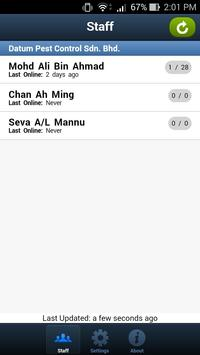 ProLine MFS Manager apk screenshot