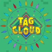 Tag Cloud icon