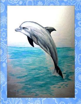 Comment dessiner un dauphin poster