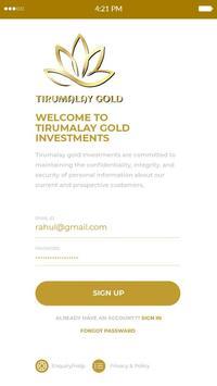 Tirumalay Gold screenshot 2