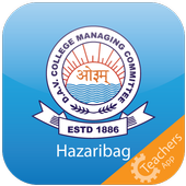 DAV Hazaribagh Teacher's App icon