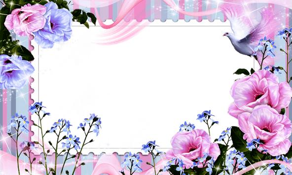 Flower Photo Frame Apps Free - Flowers Healthy