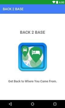 BACK 2 BASE poster