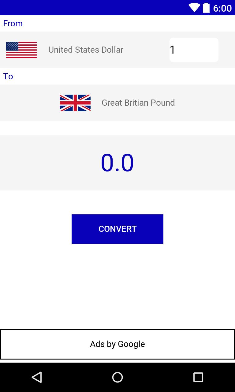World Currency Calculator For Android