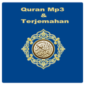 Quran Mp3 & Terjemah Indonesia icon
