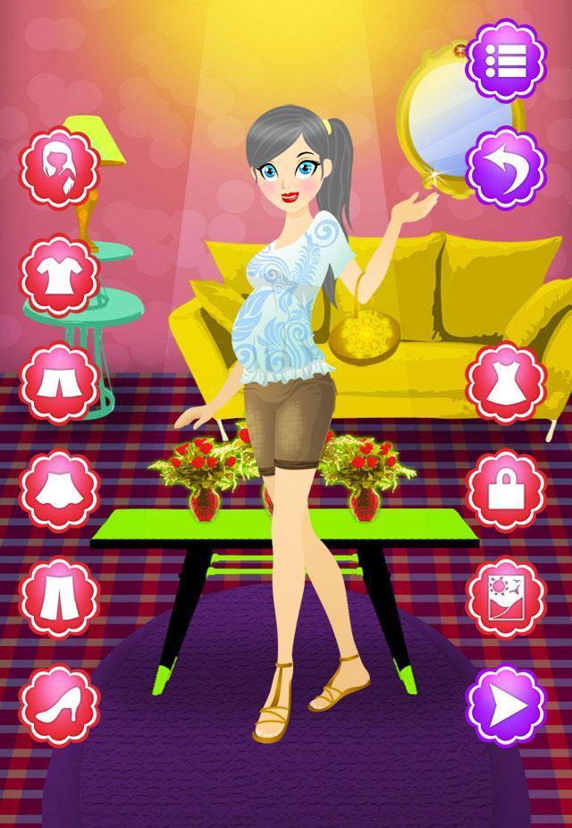 Juegos De Vestir Embarazadas For Android Apk Download
