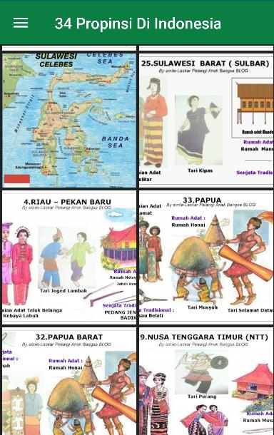 Foto 34 Provinsi Di Indonesia For Android Apk Download