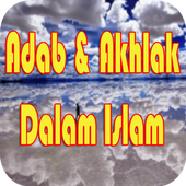Adab dan akhlak dalam islam icon
