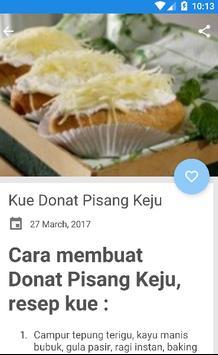 Aneka cara membuat Donat apk screenshot
