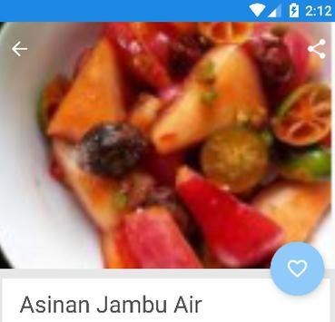 Aneka Resep Minuman Segar apk screenshot