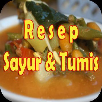resep masakan sayur dan tumis apk screenshot
