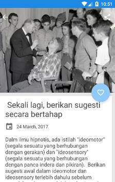 Cara Belajar Hipnotis Orang screenshot 2