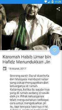 Karomah habib umar bin hafidz screenshot 2