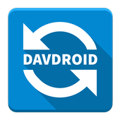 Managed DAVdroid icon