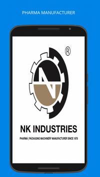 N.K. INDUSTRIES poster