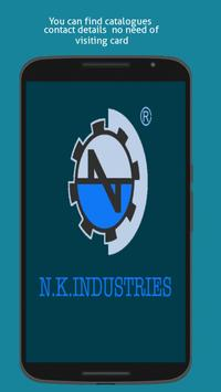 N.K. INDUSTRIES apk screenshot