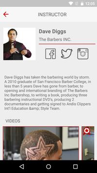BarberAcademy by Dave Diggs screenshot 4