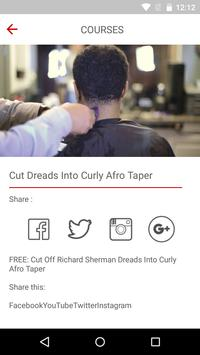 BarberAcademy by Dave Diggs screenshot 2