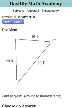 Davitily Math Academy apk screenshot